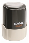 "Ideal 400R Self Inking Stamp 1-5/8"" Diameter"