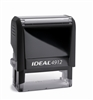 "Ideal 4912 Self Inking Stamp 3/4"" x 1-/7/8"" - Formally Ideal 80"