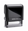 "Ideal 4914 Self Inking Stamp 1"" x 2-1/2"" - Formally Ideal 200"
