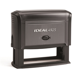 "Ideal 4925 Self Inking Stamp 1"" x 3-1/4"""