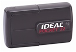 "Ideal Pocket 32 Self Inking Stamp 1-1/4"" x 1-1/4"""