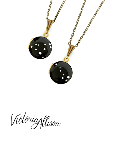 ursa necklace gold constellation jewelry logan hollowell major and products diamond