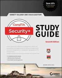 CompTIA Security+ Study Guide: Exam SY0-501, 7th Edition - CompTIA Authorized