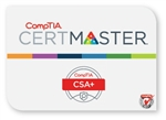 CompTIA CertMaster for Cybersecurity Analyst (CSA+) - Individual License