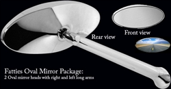 Oval Mirror Package