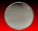10-32 THREAD Fatties-Round Mirror Head 3-1/2""