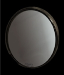 Flatties-Round Mirror Head 4""