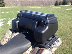 "Sportsman & Sportsman XP Rear Cargo Box - Lock And Go System ""kit H"""