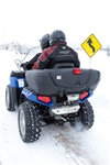 Sportsman XP Touring Rear ATVseat