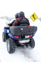 Sportsman XP Touring Rear ATV seat