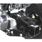 Can AM Outlander Receiver Hitch