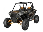 Polaris RZR 1000 Eagle UTV Plow System