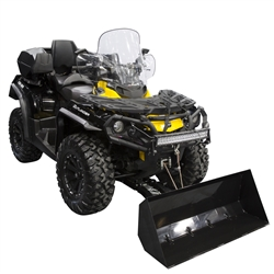 Outlander Max Rear Box / 2 Up ATV Rear Seat