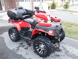 Touring Rear / 2 Up ATV Rear Box