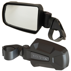"UTV Mirrors. Left & Right side. 1.75"" STEEL CLAMPS"