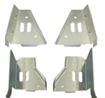 Arctic Cat  Ricochet Skid Plate system
