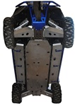 Ricochet Off Road Armor RZR4 Skid Plate system