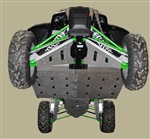 Wild Cat Skid Plate Set