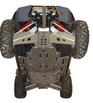 Ricochet Off Road Armor RZRS Skid Plate system