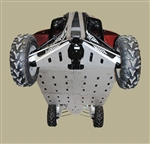 Wild Cat 4-Seat Complete Skid Plate Set
