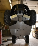 Wild Cat Trail Complete Skid Plate Set