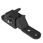 "Heavy-duty 2"" receiver hitch"