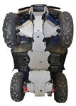 TRX420 FourTrax Rancher I.R.S 7 Piece complete armor kit.