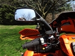 Universal ATV Mirror with mount