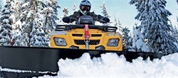 ATV SNOW PLOW SYSTEM