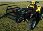 ATV REAR DROP BASKET WITH TAILGATE
