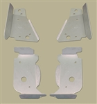 RZR 570 4 Piece Front & Rear A-Arm Guards
