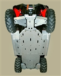 Ricochet Off Road Armor RZR Skid Plate system