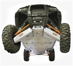 Complete Skid Plate Set (P/N 7886/F) 