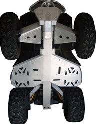 Renegade 500/800 2010 Ricochet skid plate system