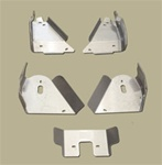 Ricochet  A-Arm Guard Set