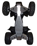 Complete Skid Plate Set 