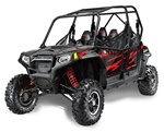 RZR4 vinyl Graphics with UV protection
