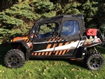 Polaris RZR4 800/900 & Jagged X Upper Doors