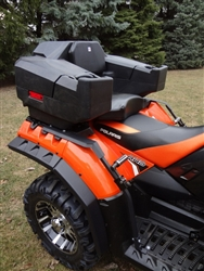 Sportsman & Sportsman XP Rear Box w/seat - Lock And Go System