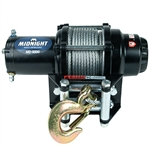 Viper Midnight Series Winch 4500
