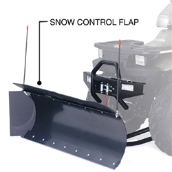 WARN PLOW FLAP UNIVERSAL CUT TO FIT