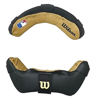 Wilson Full-Grain Leather Replacement Mask Pads