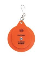Orange Plastic Yard Marker