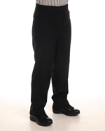 This is Smitty's Women's Flat Front Pants with Western Cut Pockets