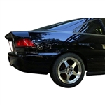 Integra Carbon Wrapped Street Wings - Carbon Wrapped