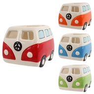 Box Of Campervan Candle Holders