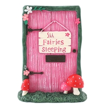 Fairy Door - Shh Fairies Sleeping