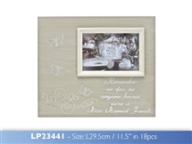 Nice Normal Family - Photo Frame 4x6