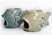 Ceramic Fish Oil Burner