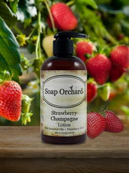 Strawberry Champagne Lotion